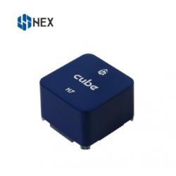 Cube Blue H7
